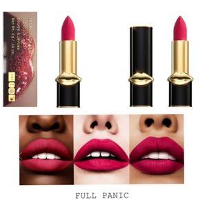 Pat McGrath Mattetrance Full Panic Lipstick